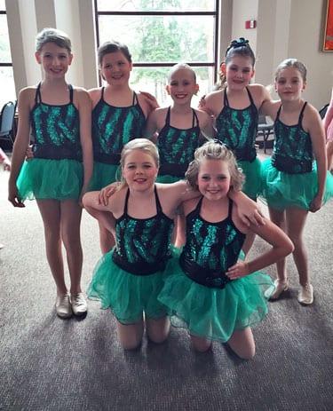 new attitudes dance studio ballet classes upper peninsula marquette michigan