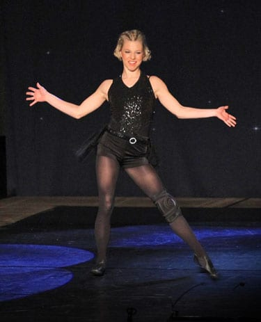 new attitudes tap dance classes upper peninsula marquette michigan