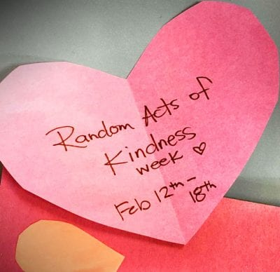 random acts of kindness week 2017 new attitudes dance studio marquette michigan