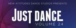 new attitudes dance studio marquette 2018 recital program advertisers