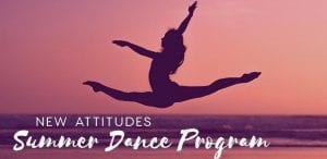 2019 summer dance workshops