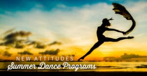 new attitudes summer dance classes