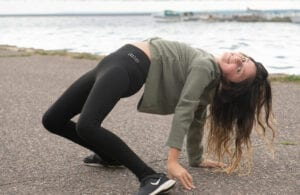 upper peninsula gymnastics instruction